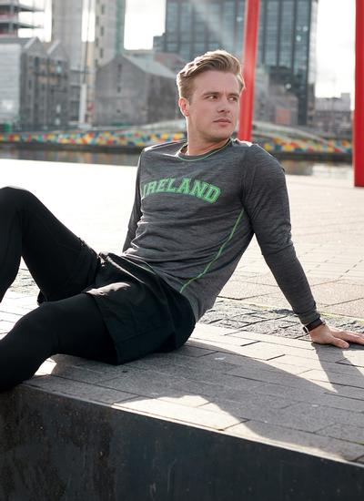 Ireland Performance Long Sleeve T-Shirt