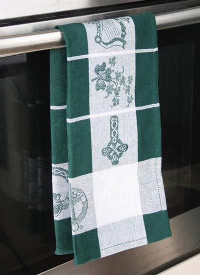 Irish Kitchen Towels Set of 2