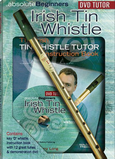 Irish Tin Whistle Learning Pack