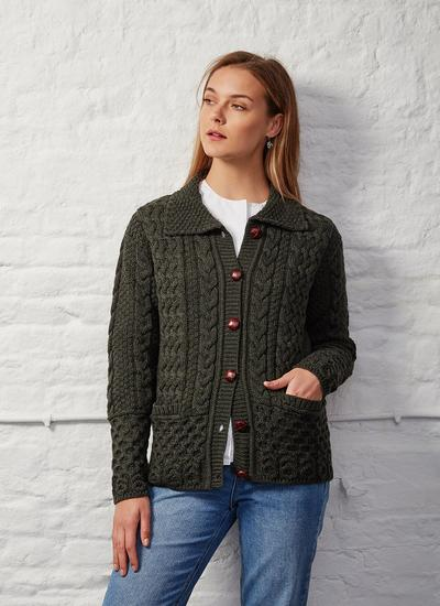 Jackie Aran Pocket Cardigan