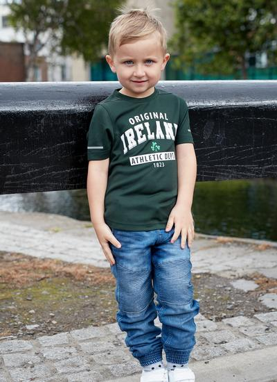 Kids Ireland Athletic Performance T-Shirt