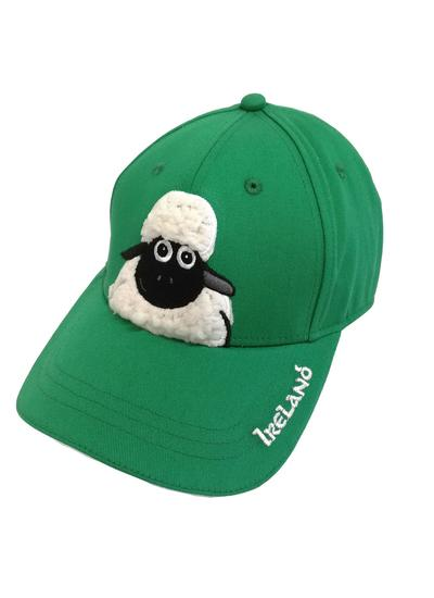 Kids Large Sheep Baseball Cap