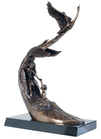 Children of Lir Figurine
