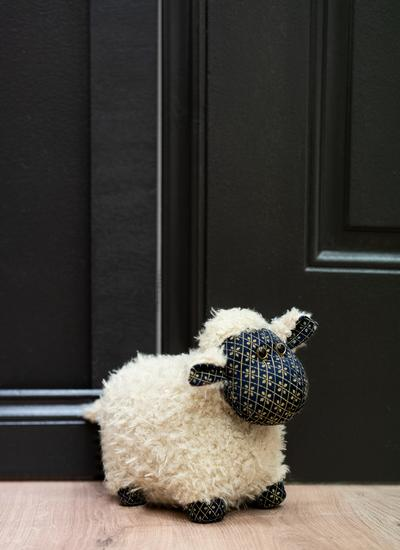 Laurie The Sheep Doorstopper