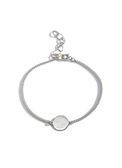 Sterling Silver Light My Way Diamond Bracelet