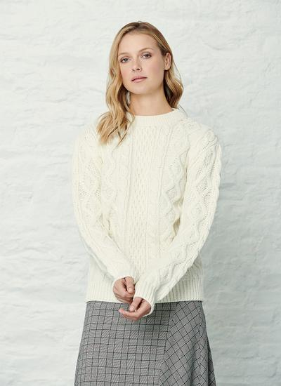 Lily Aran Wool Sweater