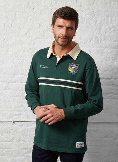 Men's Ireland Four Province Rugby Shirt