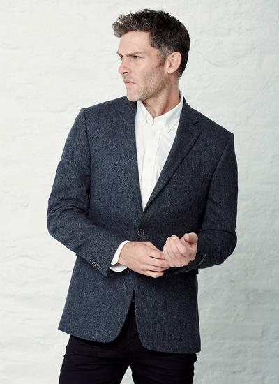Men's Tweed Jacket - Regular