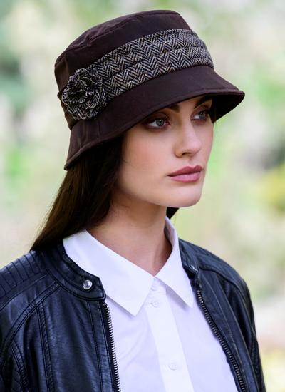Kate Wax Hat