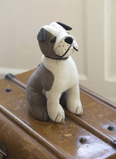 Paddy the Bulldog Doorstopper