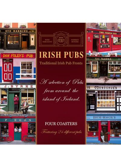 Irish Pubs Coasters