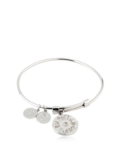 Sterling Silver History of Ireland 3 Disc Bangle
