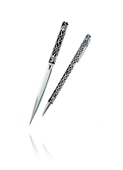 Celtic Pen and Letter Opener Set