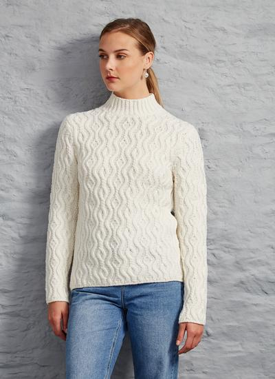 Saoirse Supersoft Turtleneck Sweater