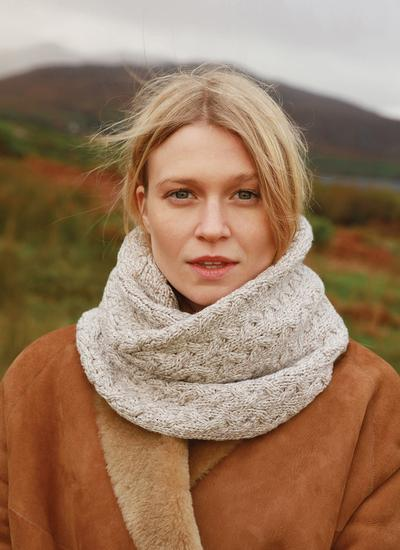 Supersoft Merino Wool Infinity Scarf