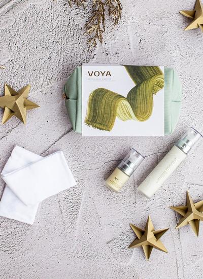 Voya Antioxidant Warrior Skin Protection Facial Duo