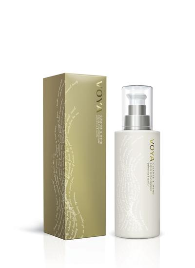 Voya Cleanse & Mend Facial Cleansing Milk