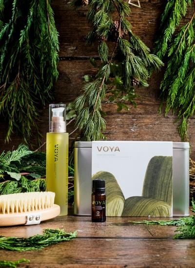 Voya Home Spa Retreat Skin Nourishment Kit