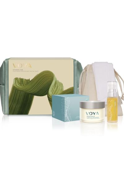 Voya Vitamin Sea Gift Set