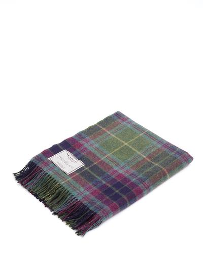 Wild Heather Lambswool Throw