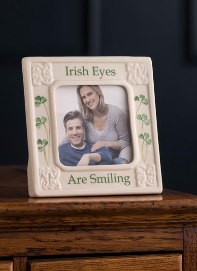 Irish Eyes Are Smiling Frame