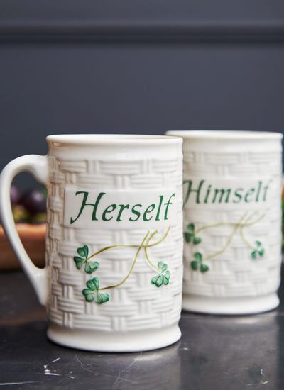 Himself & Herself Mug Set