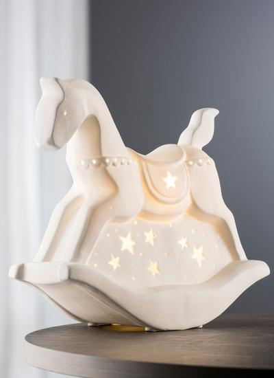 Rocking Horse Luminaire (IRE & UK Fitting)