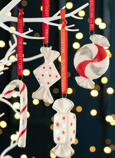 Sweet Hanging Decorations Set of 4