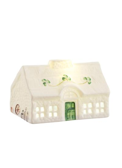 Blarney Thatched Cottage LED Votive