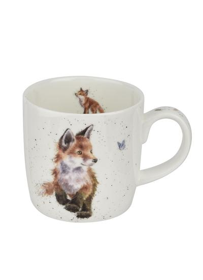 Born To Be Wild Fox Mug