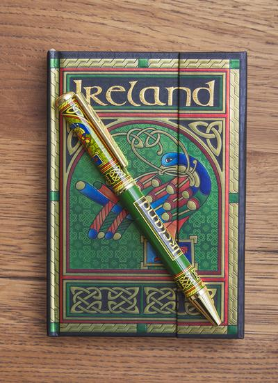Celtic Peacock Writers Bundle