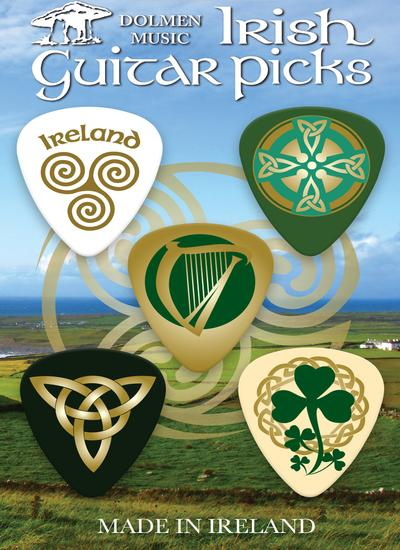 Celtic Irish Guitar Picks