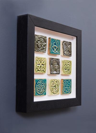 Tiny Tiles Framed