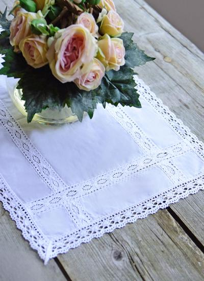 Cotton & Linen Placemats Set of 4