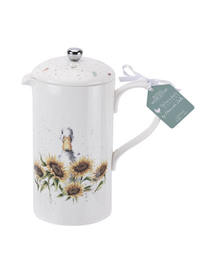 Wrendale Designs Duck French Press Coffee Pot