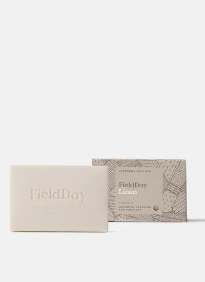 FieldDay Linen Soap Bar