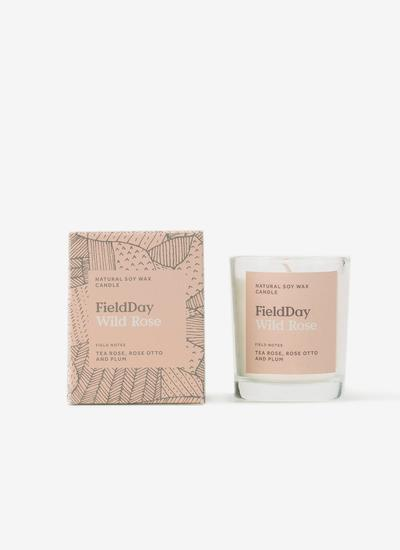 Field Day Wild Rose Small Candle
