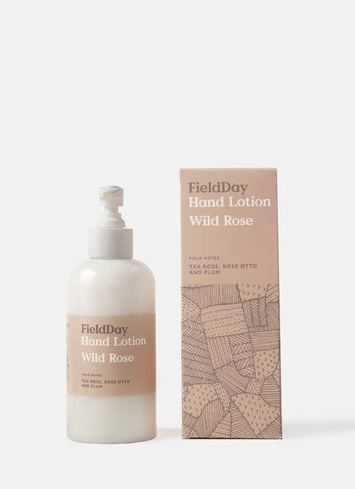 FieldDay Wild Rose Hand Lotion