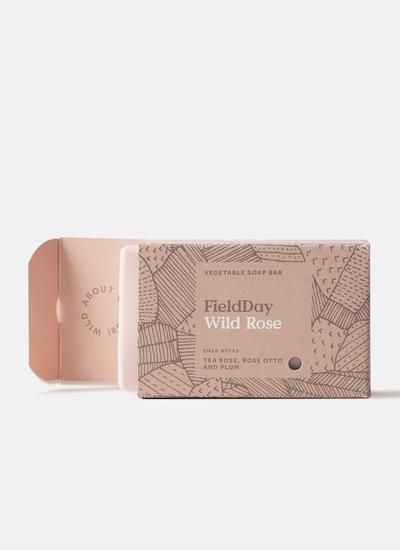 FieldDay Wild Rose Soap Bar