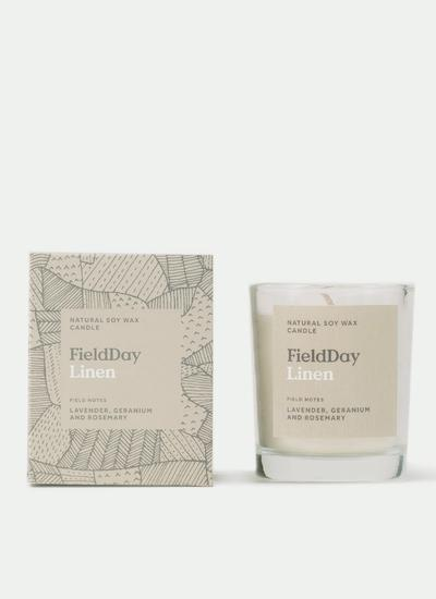 Field Day Linen Small Candle