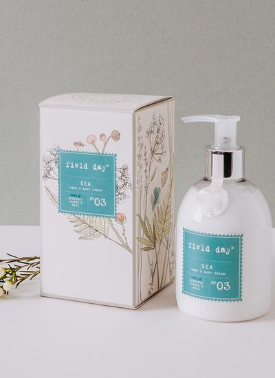 Sea Hand & Body Cream