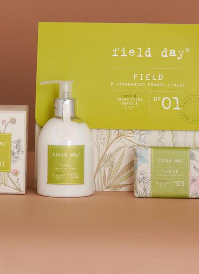 Field Hand & Body Cream