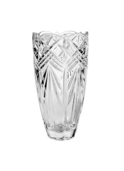 Galway Crystal Symphony 10'' Round Vase