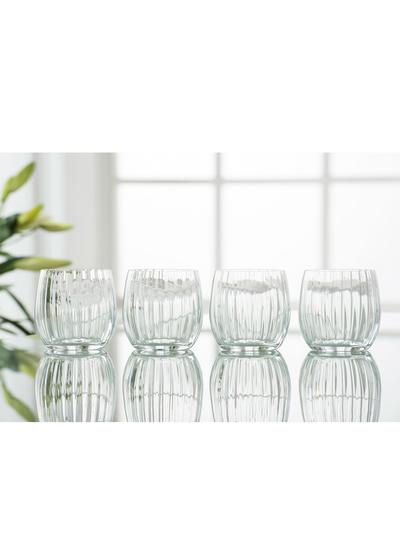 Galway Crystal Erne Tumbler Set of 4
