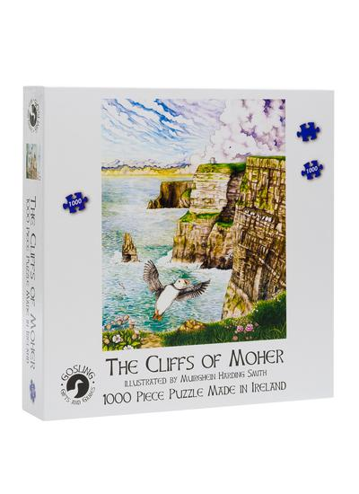 Cliffs Of Moher Jigsaw