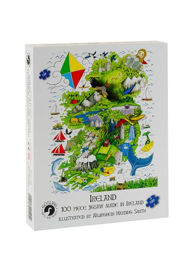 Junior Puzzle Of Ireland Jigsaw Puzzle