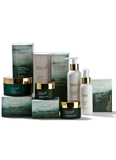 Seaweed Body Cream