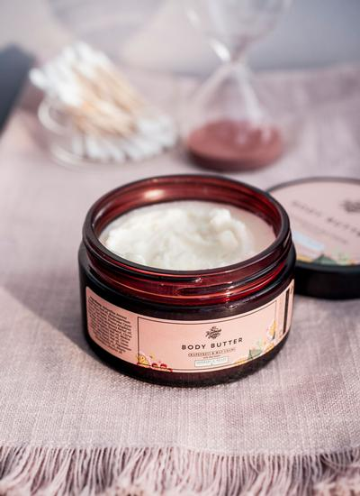 Grapefruit & May Chang Body Butter