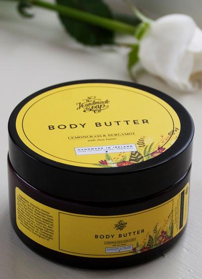 Lemongrass & Bergamot Body Butter