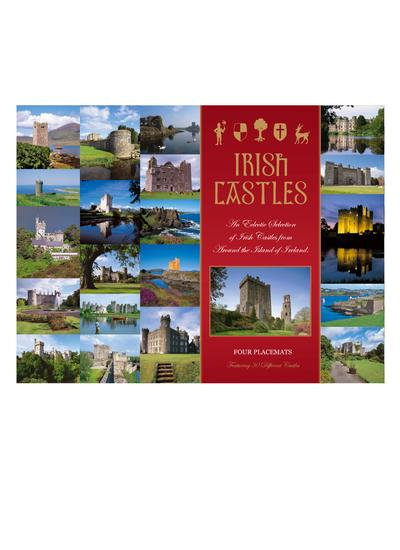 Irish Castles Placemats Set of 4